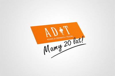 ADiT - odświeżanie logo - rebranding