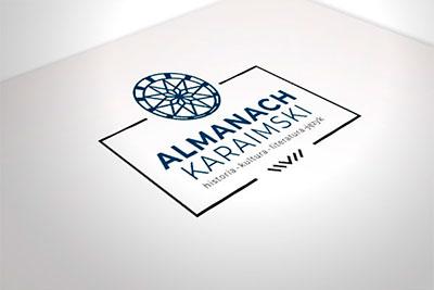 Almanach Karaimski - projekt logo