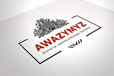 Awazymyz - projekt logo