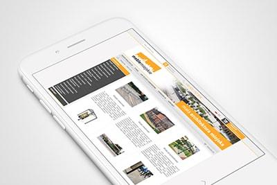 Meble miejskie - grafika-internetowa