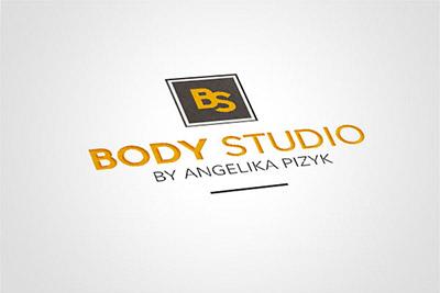 Body Studio - projekt logo i wizytówki