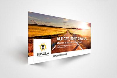 Akademia Busola - grafiki na facebooka
