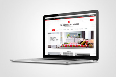 Salon Meblowy Domino - strona www