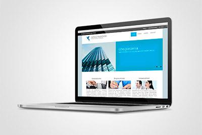 Doradca Finansowy - strona www