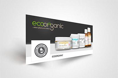 Ecoorganic - cover facebook i szablony postów