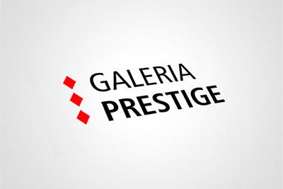 Galeria Prestige - identyfikacja wizualna