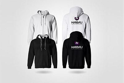 Habaj - projekt odzieży sportowej