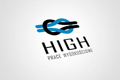 High - prace wysokościowe - identyfikacja wizualna