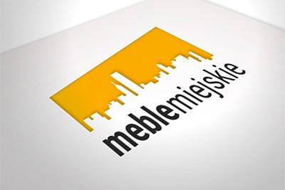 Meble miejskie - identyfikacja wizualna