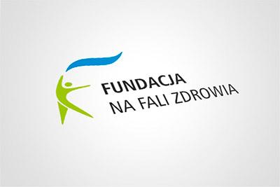 Na fali zdrowia - projekt logo