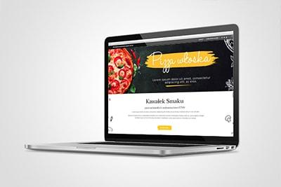 Kawałek Smaku - strona internetowa